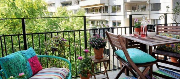 Evlerimizin Özgür Ruhu Balkonlar