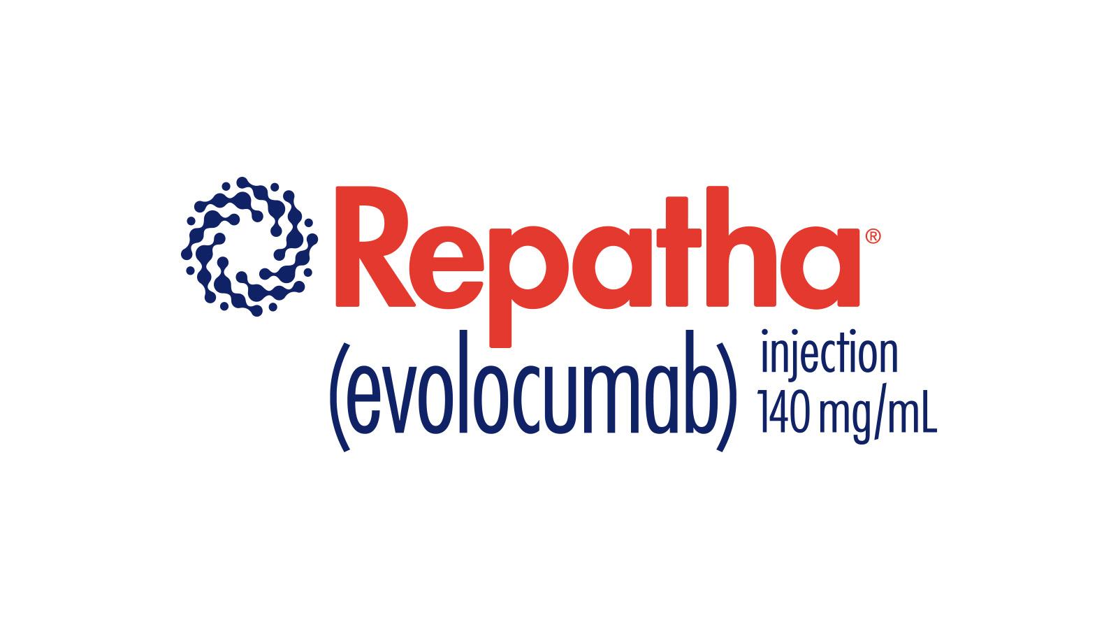repatha® evolocumap