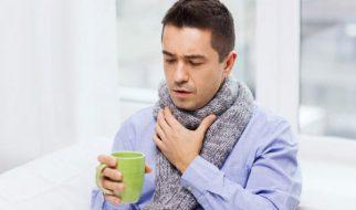 boğaz ağrısı
