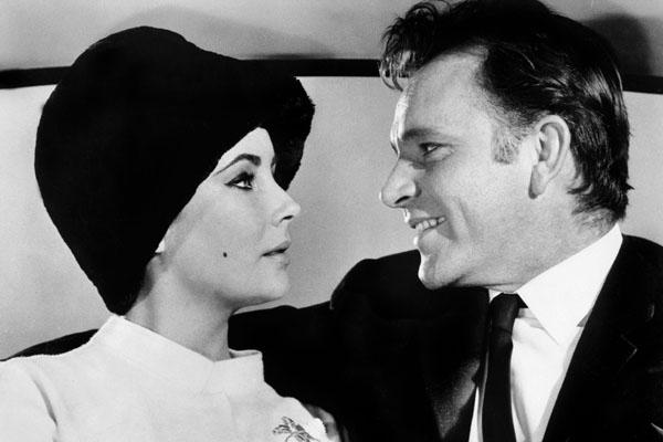 Elizabeth Taylor ve Richard Burton