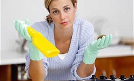 Evi Hızlı Temizleme Yöntemleri