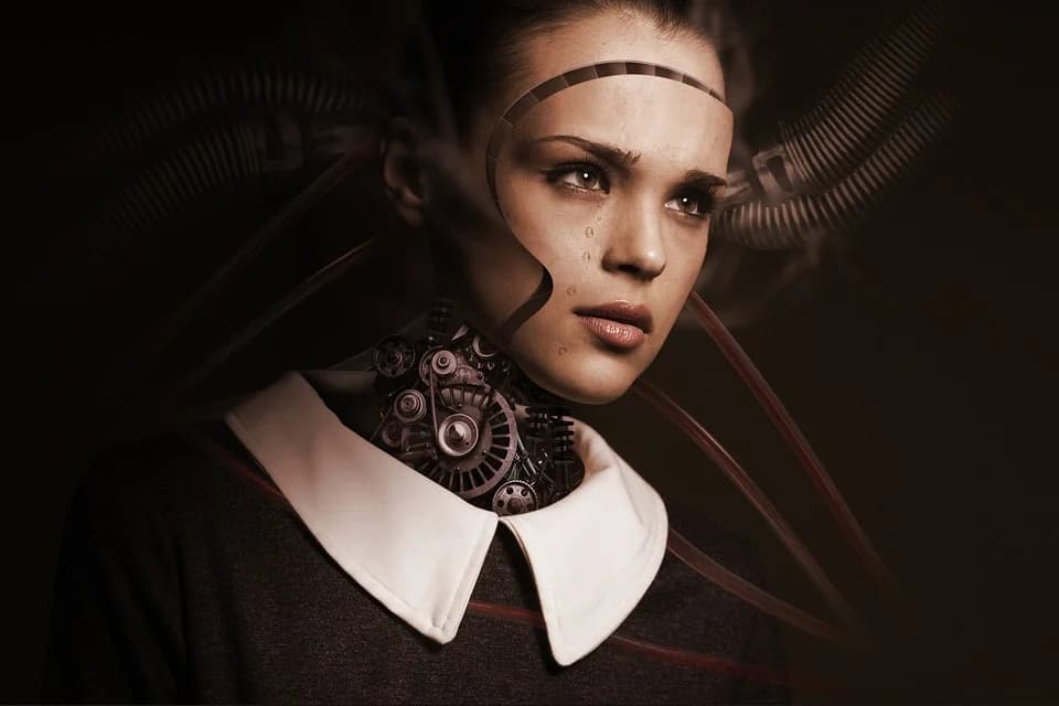 cyborg nedir